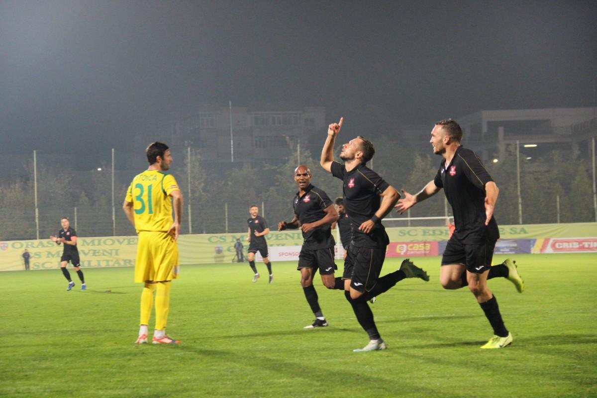 A.F.C. Hermannstadt se califică pentru al treilea sezon consecutiv în sferturile de finală din Cupa României