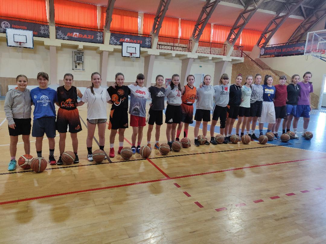 Sportul juvenil sibian se joacă în Sala Transilvania!
