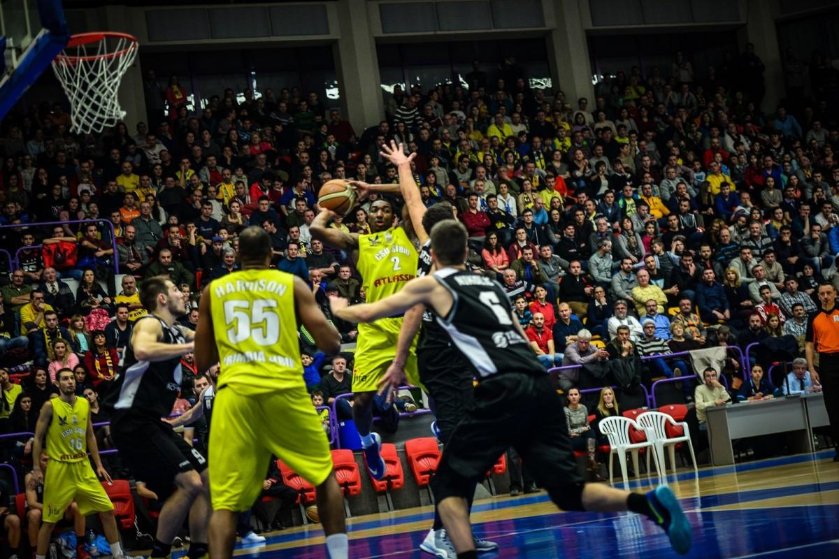 Meciul care ne-a făcut să vibrăm pentru baschet. Cum s-a trăit calificarea lui CSU Sibiu în elita Ligii Naţionale