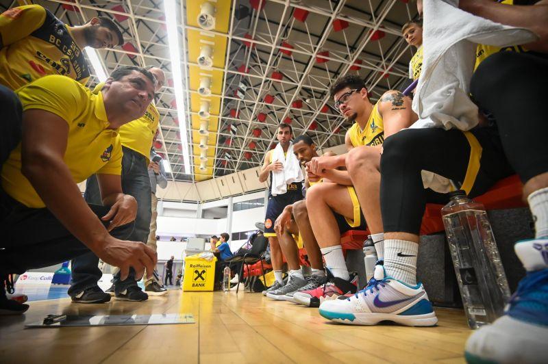 BC CSU Sibiu joacă astăzi primul meciacasă, dinFIBA Europe Cup