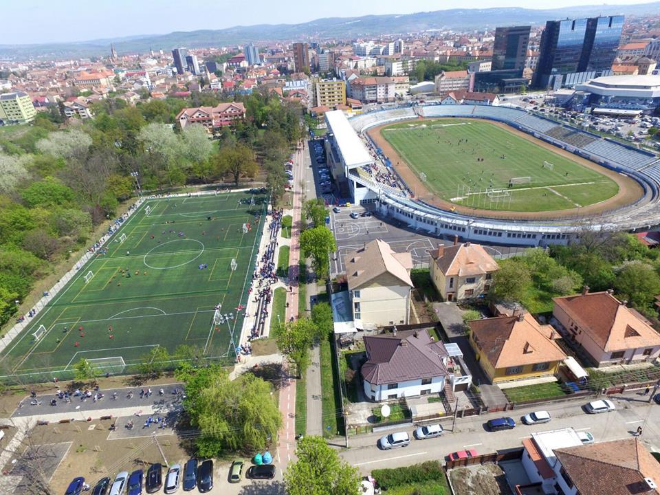 Cum va fi reabilitat stadionul municipal: tribunele vor fi demolate, capacitatea redusă la jumătate, gazonul va fi înlocuit unde e cazul