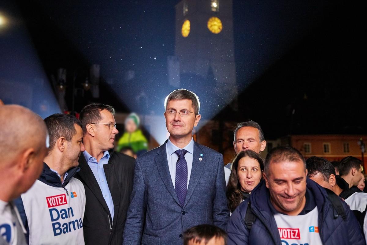 Cine este Dan Barna, candidatul USR PLUS la Președinția României?