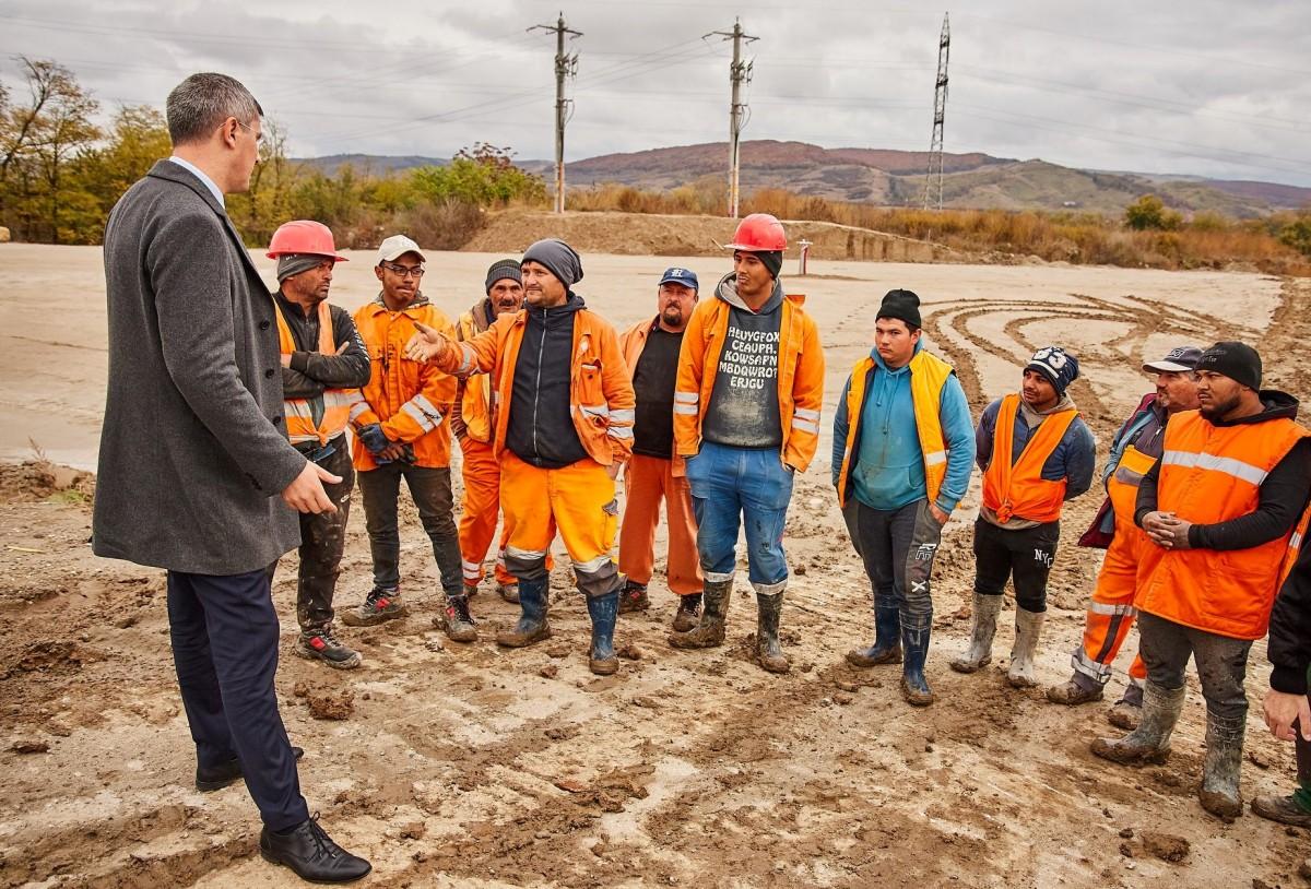 Prioritatea lui Dan Barna va fi să unească toate regiunile istorice prin autostrăzi
