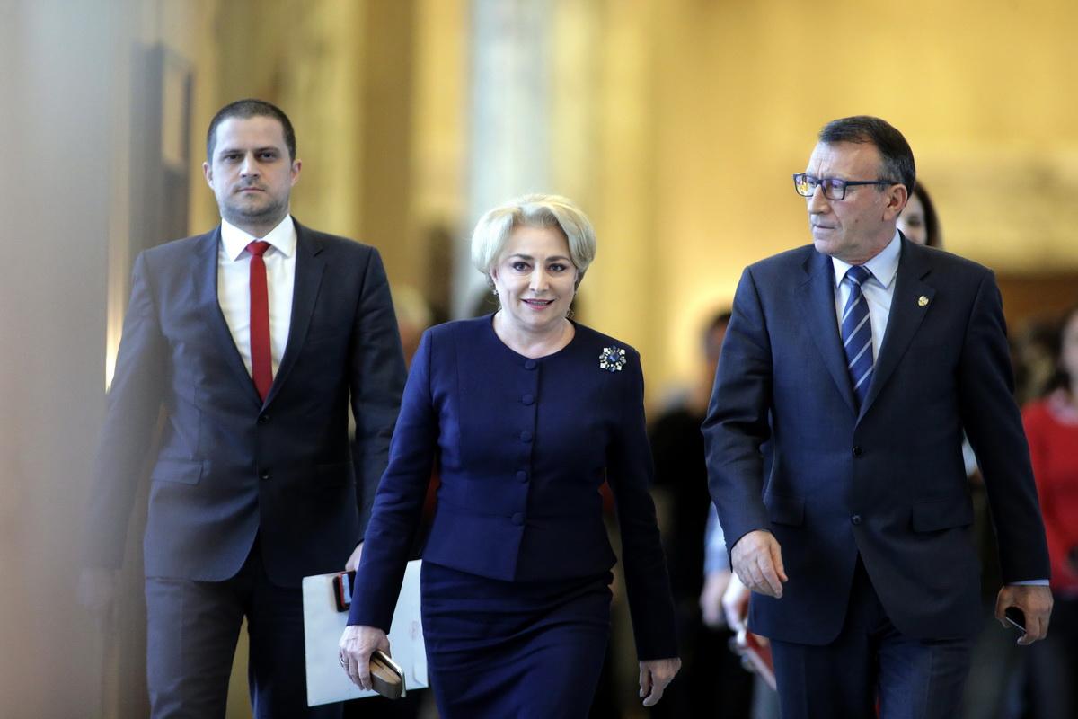 Marcel Ciolacu e noul lider PSD. Bogdan Trif a refuzat să demisioneze, dar s-a dizolvat întregul Birou Permanent