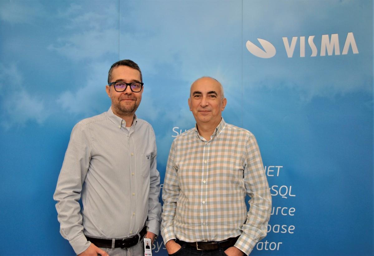 Schimbări în conducerea Visma.Daniel Reisenauer este noulManaging Director, iarSorin Rotariu,Country Managing Director