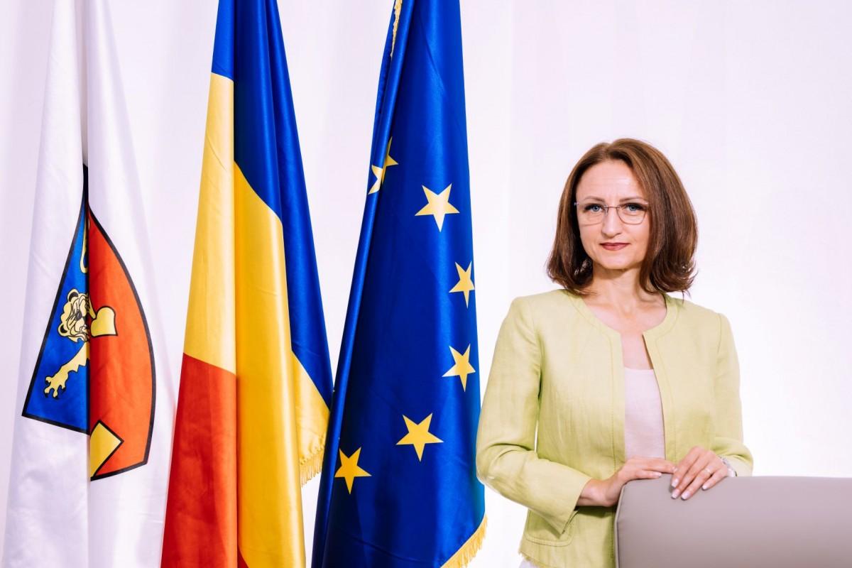 Mesaj de Sfintele Paști din partea președintei Consiliului Județean Sibiu - Daniela Cîmpean