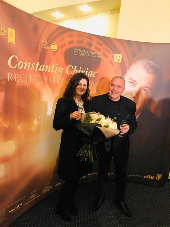 Teatrul Național Radu Stanca și DENT ESTET Sibiu devin Parteneri de Onoare