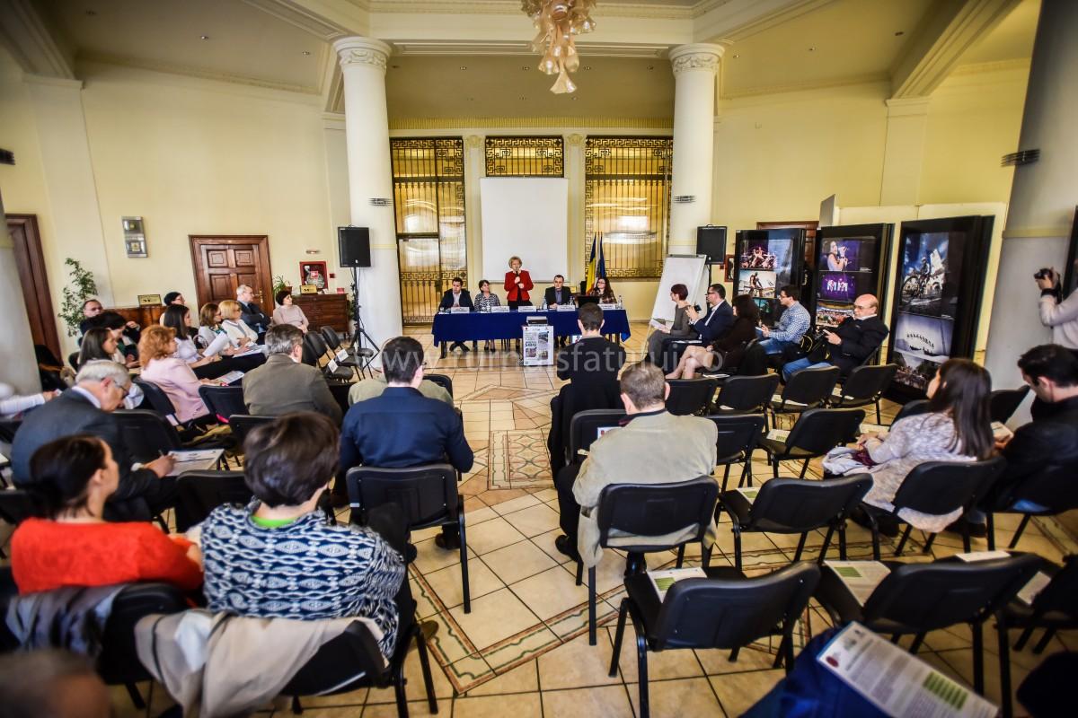 Grupul celor uniți împotriva mașinilor. S-a urnit Planul de Mobilitate Urbană Durabilă al Sibiului