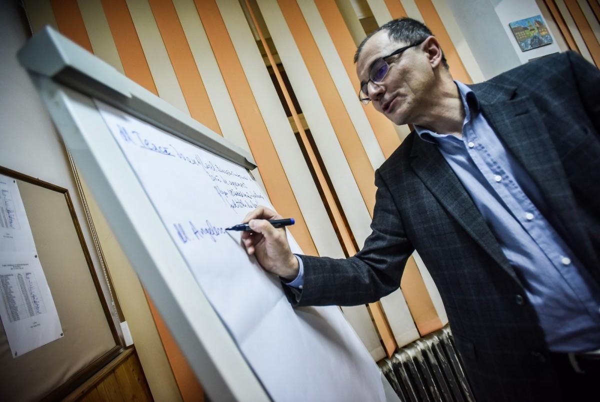 Iordănescu – colaborator al securității. Colegii din Consorțiul Sibiu, Regiune Gastronomică așteaptă procesul