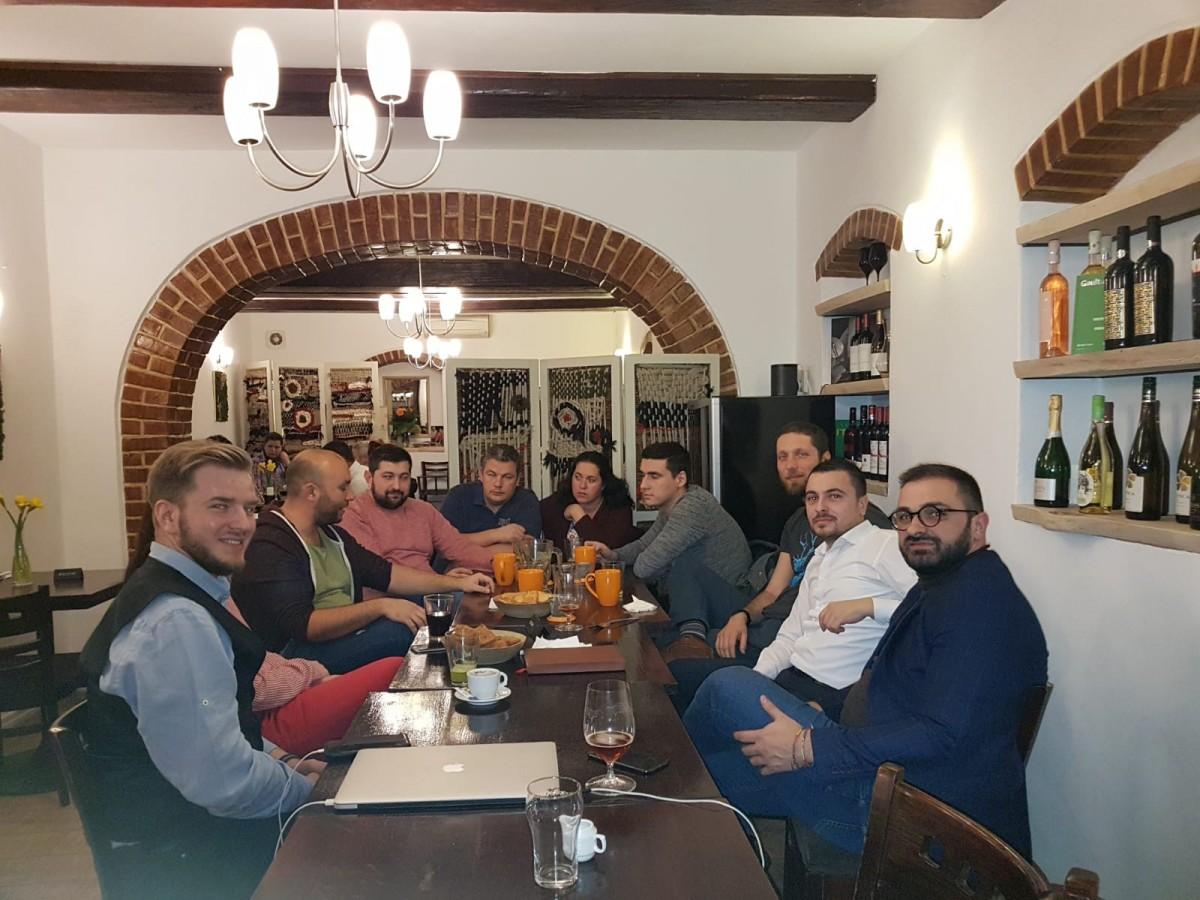 Vâlcenii se regrupează. Vor avea o a doua întâlnire oficialăla Sibiu