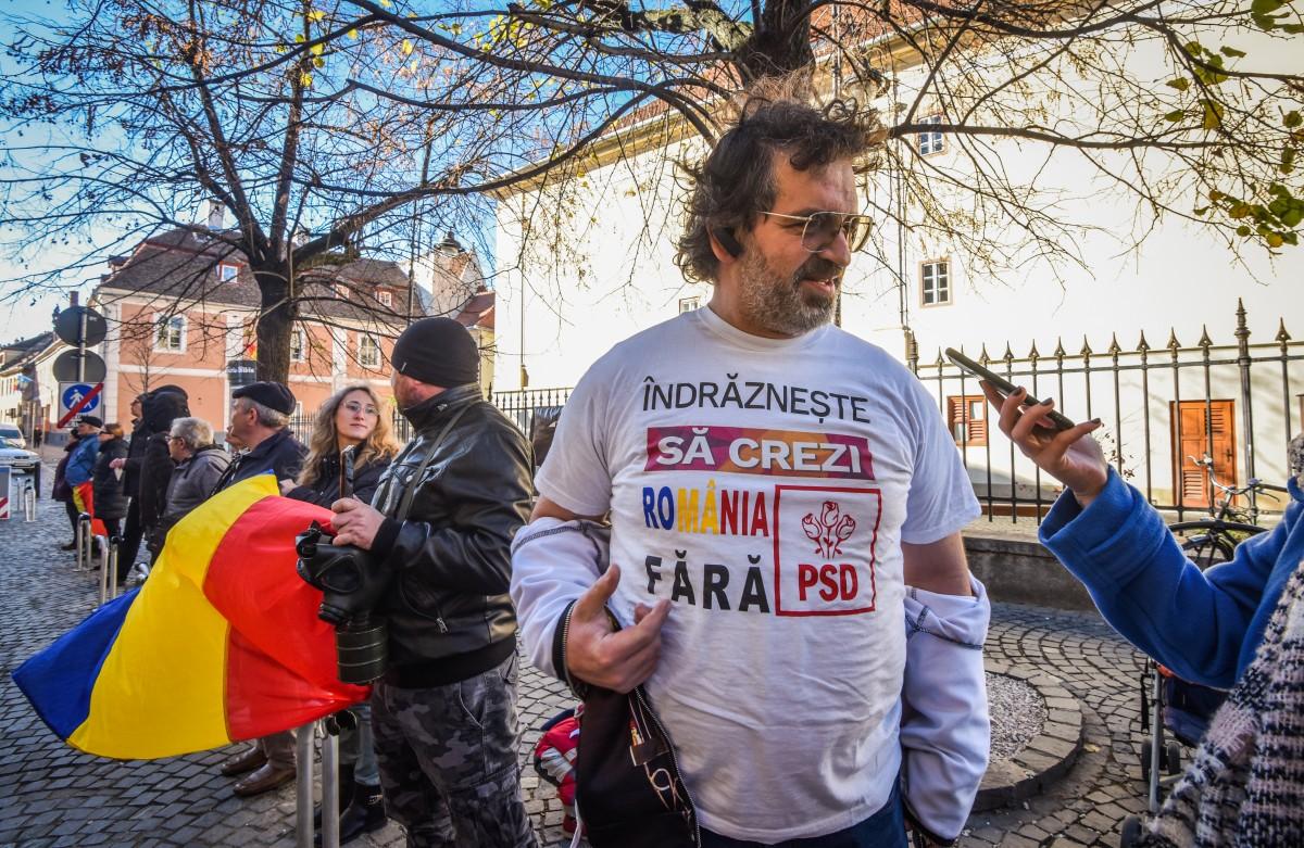 """Protest la PNL: """"Nu este o mișcare anti-PNL, este un semnal"""". Răspunsul Ralucăi Turcan"""
