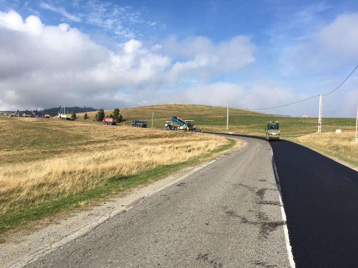 Firma de drumuri a județului Sibiu împlinește 50 de ani (P)