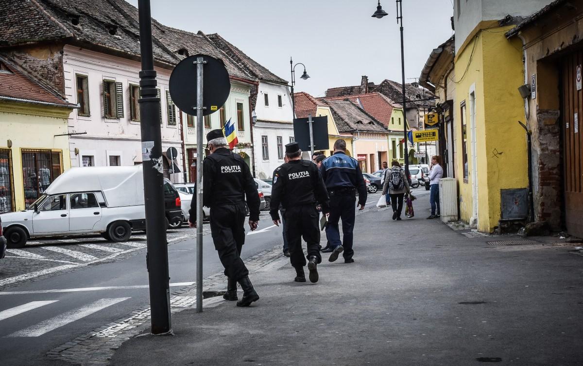 """Polițiștii locali, coordonați operațional de IPJ Sibiu. """"Vor fi folosiți pentru patrulare și intervenții la evenimente"""""""