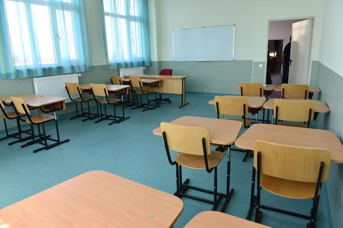 Școlile cu cele mai multe cazuri de gripă din județ. O grădiniță a fost închisă
