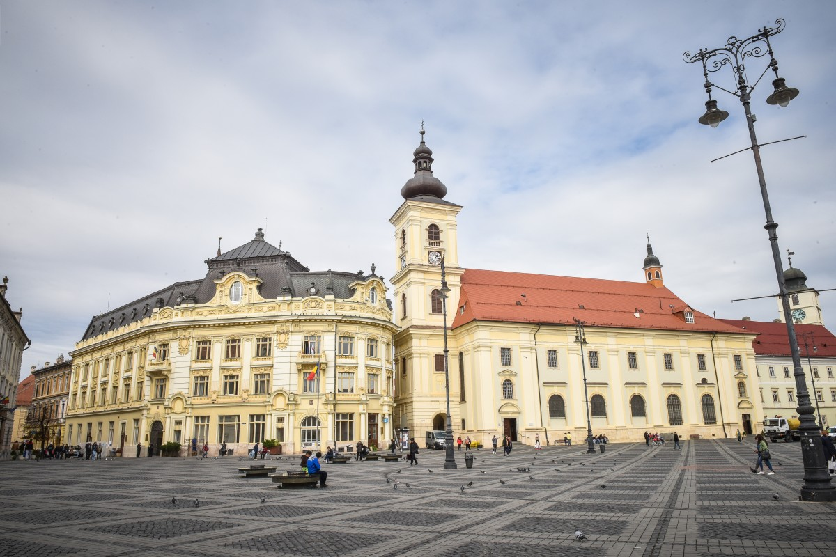Programul de final de an al serviciilor Primăriei Sibiu