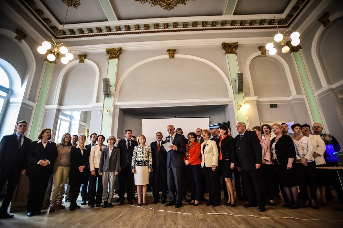 Lansarea candidaților FDGR. Proiectele propuse de Fodor și Porr