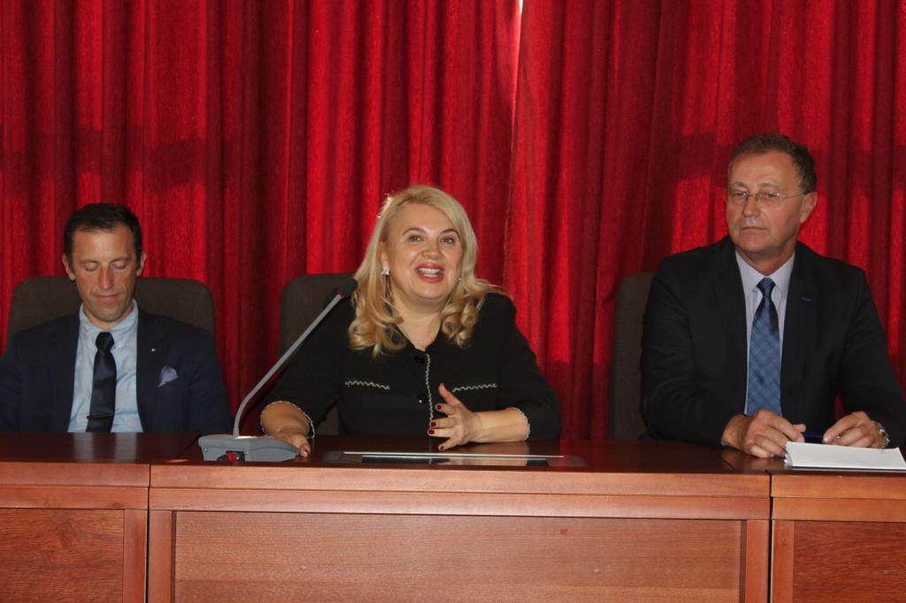4+1. Dana Preda, candidatul surpriză pentru conducerea ULBS