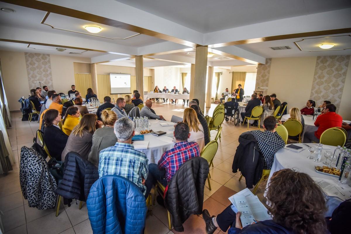 Tălmaciu: 21 de afaceri sociale vor primi subvenții de până la 100.000 de euro fiecare din fonduri europene nerambursabile