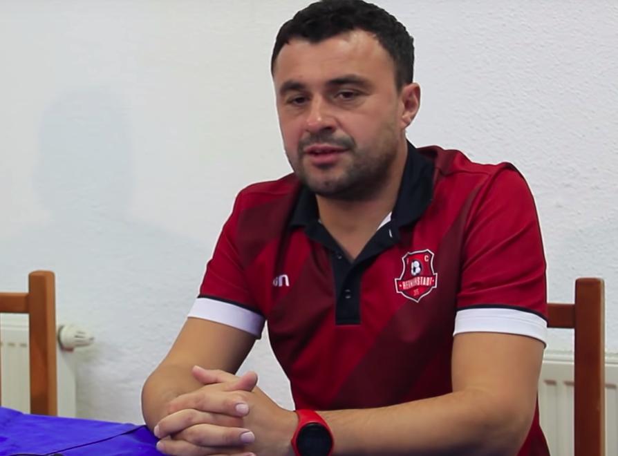 Eugen Beza, înainte de FC Hermannstadt-Chindia Târgoviște: Va fi un meci deosebit de important!