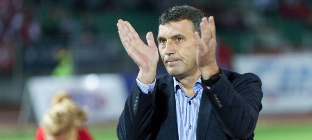 Noul antrenor al FC Hermannstadt: În 26 octombrie, cu FCSB, jucăm la Sibiu
