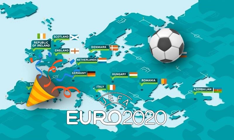 Campionatul European de Fotbal EURO 2020 a fost oficial anulat