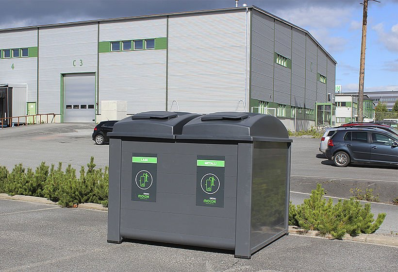 Colectarea selectivă: în Sibiu vor apărea containere cu acces controlat. Controlat eventual din telefon