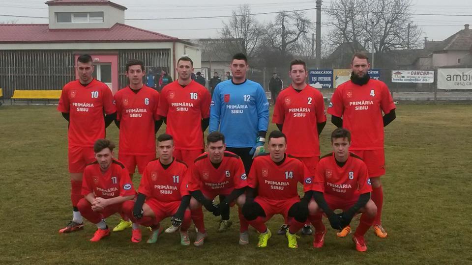 FC Hermannstadt disputӑ douӑ amicale cu echipe din Vâlcea și Alba