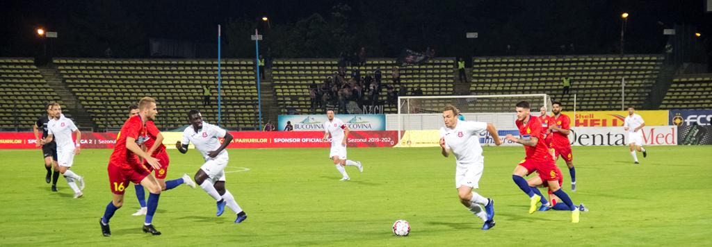 A.F.C. Hermannstadt – FCSB, în prima etapă din returul Ligii I