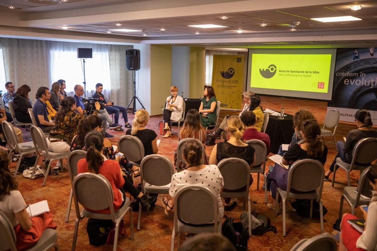 Încep înscrierile pentru Bursa de Spectacole de la Sibiu 2020