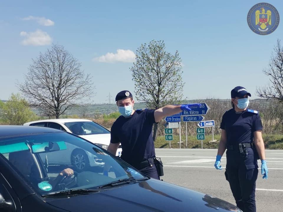 Stare de urgență Sibiu: amenzi de peste97.000 de lei, 1.002 de persoane izolate au fost verificate