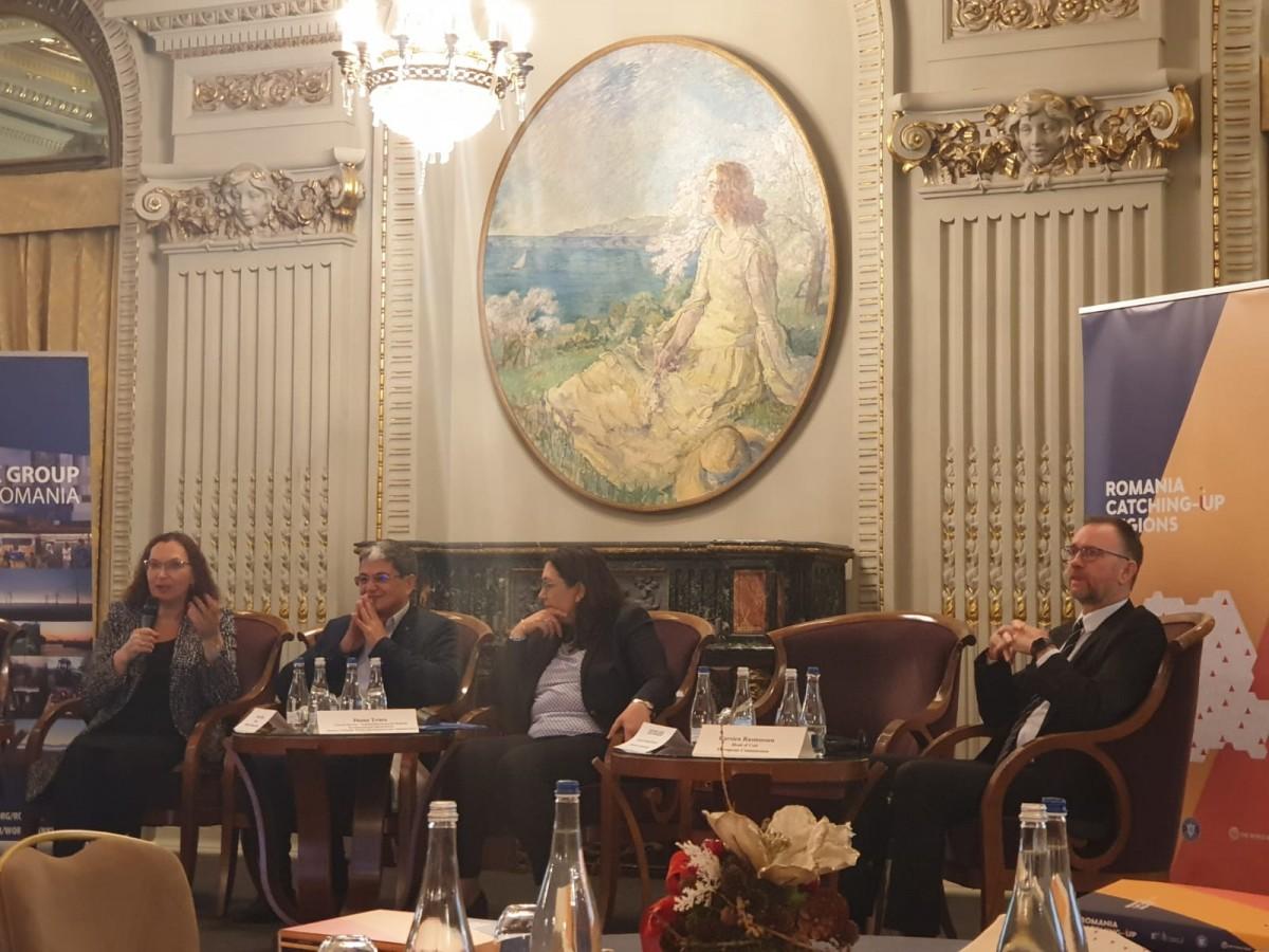 Perspectivele de dezvoltare prin fonduri europene pentru zonele urbane din România