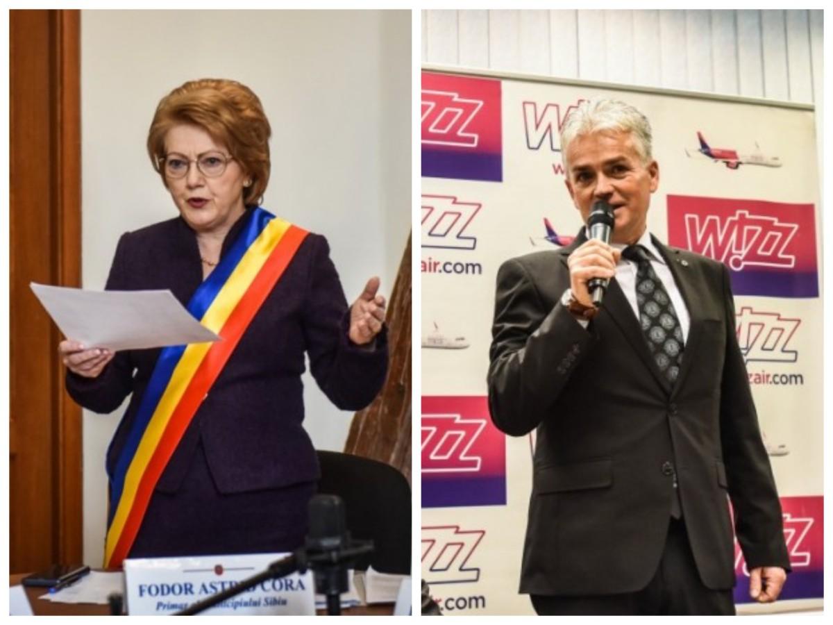 FDGR Sibiu: Gabriel Tischer candidat la Consiliul Județean, Astrid Fodor – la Primăria Sibiu