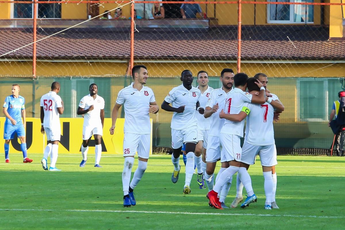 FC Hermannstadt va juca împotriva CS Mioveni în Cupa României