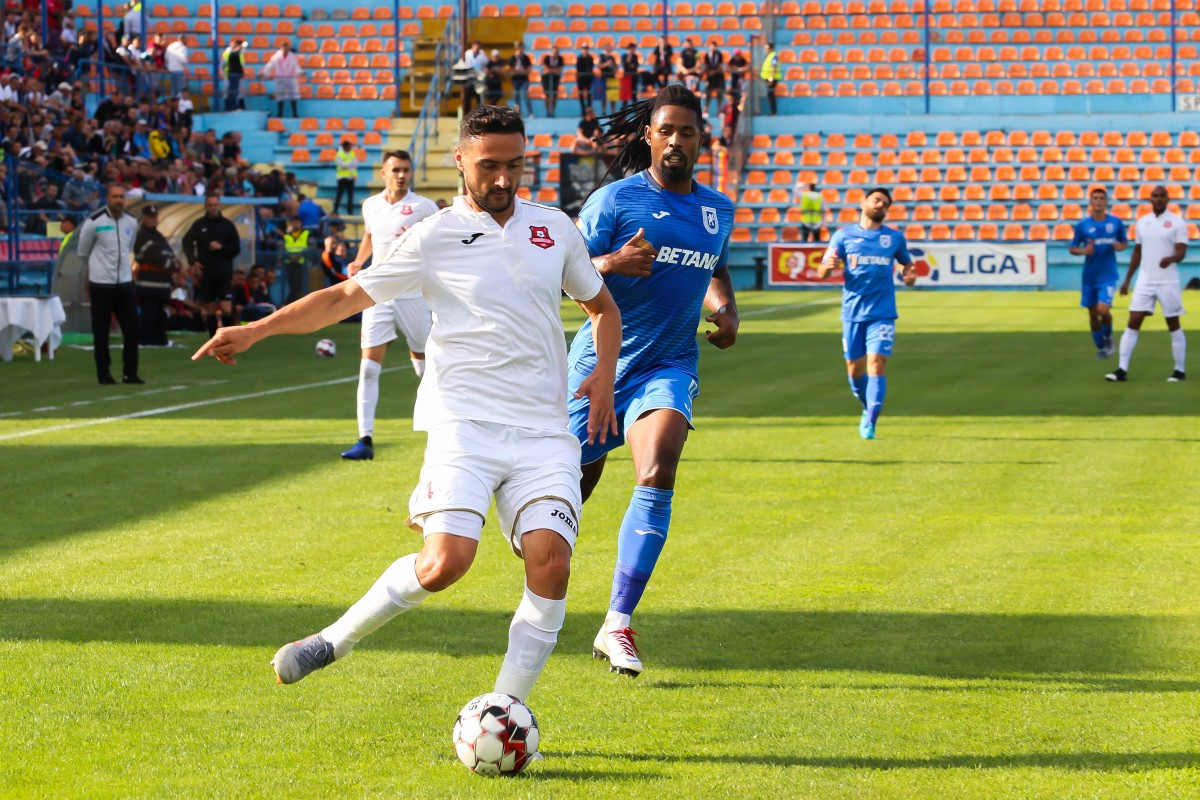 Adversar de Liga 1 pentru Hermannstadt în Cupa României
