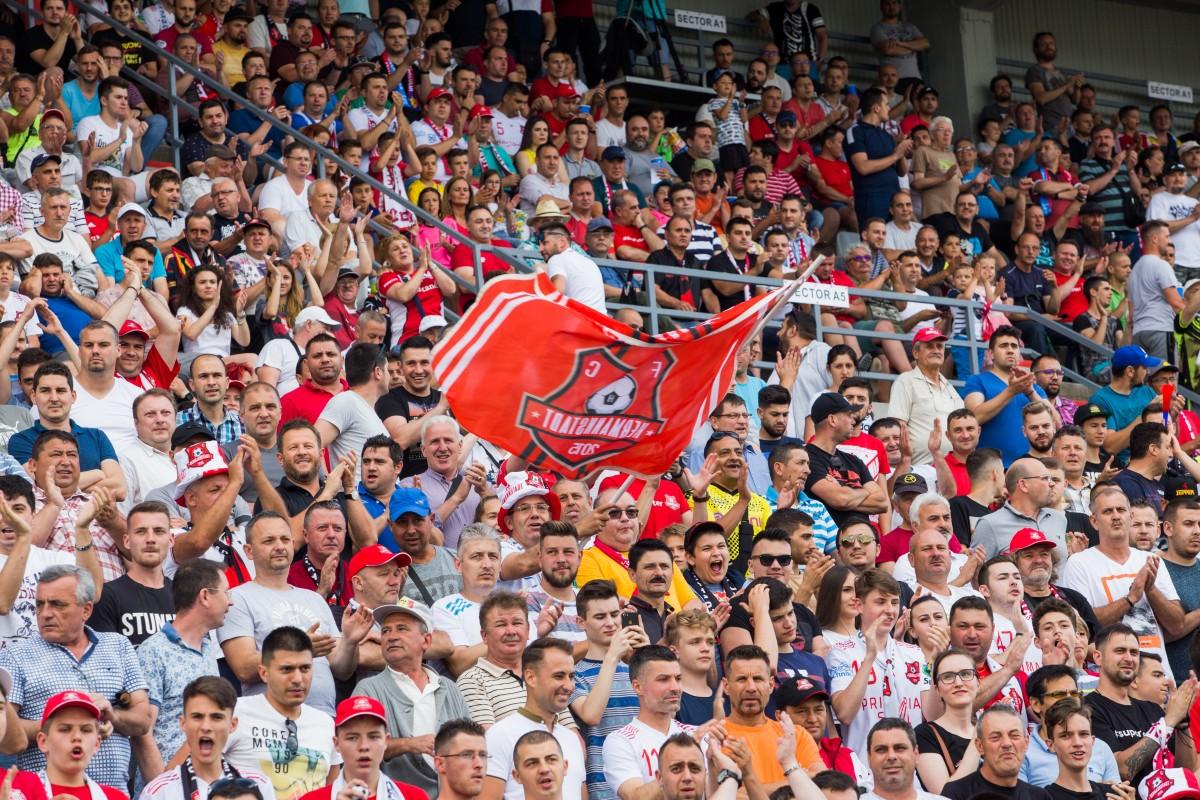 LPF: Meciurile de fotbal din Liga 1 se vor juca fără spectatori
