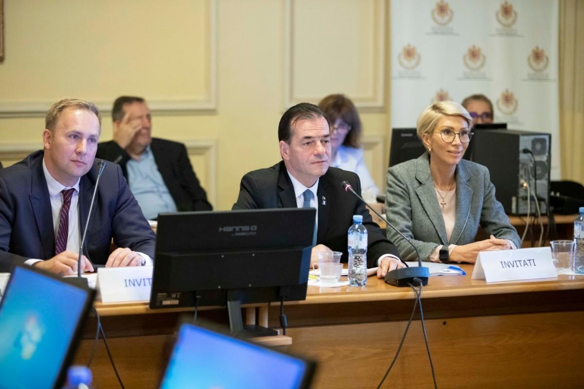 Echipa PNL Sibiu, succes în Parlament. Victor Costache - aviz favorabil pentru Ministerul Sănătății