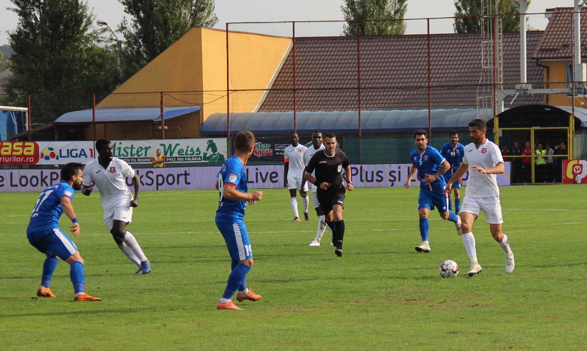 FC Hermannstadt o va întâlni din nou pe FCSB, în sferturile de finală ale Cupei României