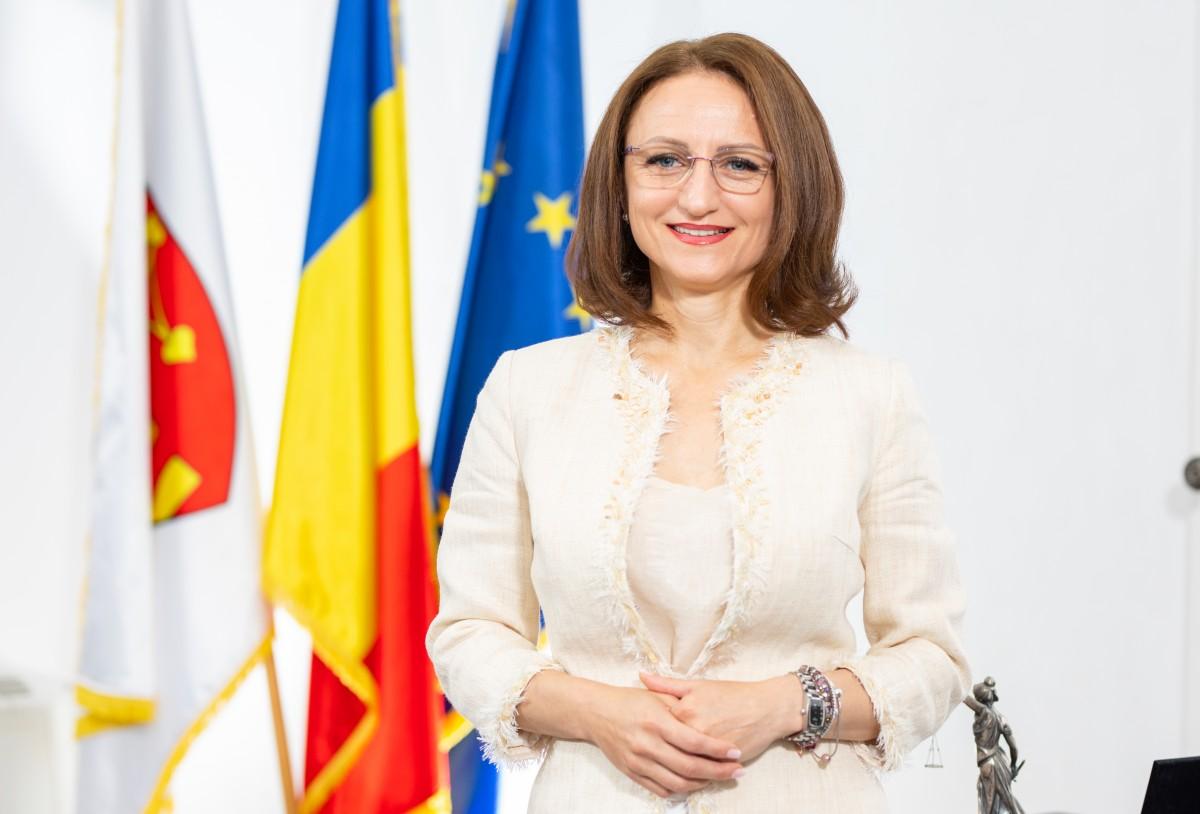 Mesajul de Crăciun al președintei CJ Sibiu, Daniela Cîmpean