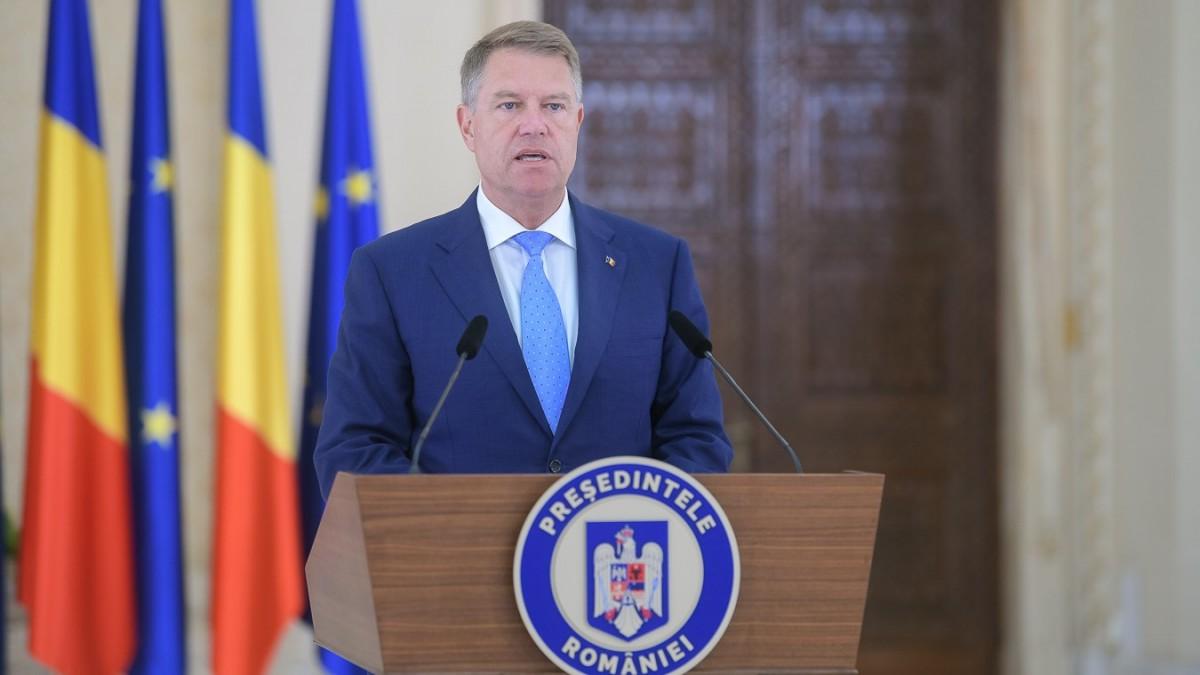 Klaus Iohannis:Avem nevoie urgentă de un nou guvern