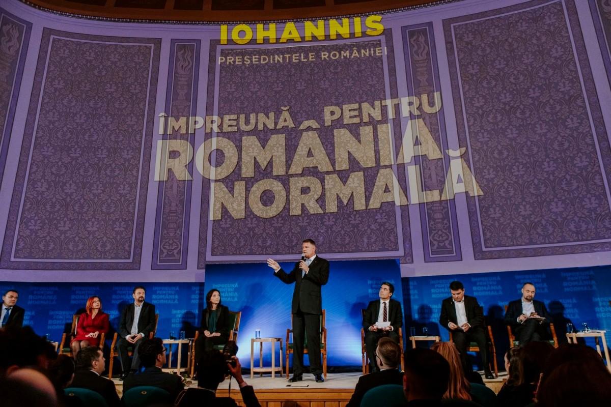 Klaus Iohannis a arătat încă o dată că are anvergura unui Președinte