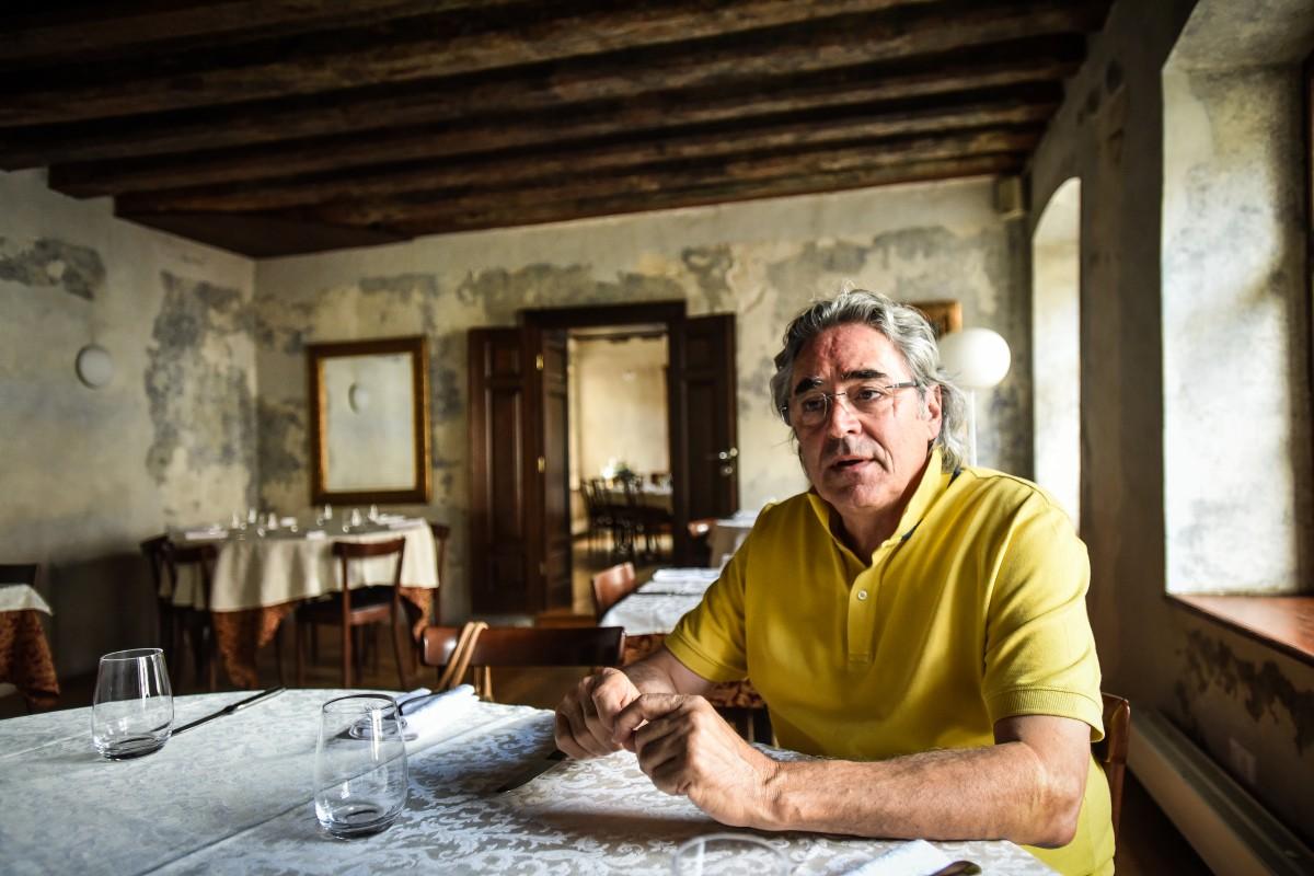 Interviu cu Gianfranco Colonna, proprietarul restaurantului Max: Jumătate din restaurantele și cafenelele Sibiului nu se vor mai redeschide