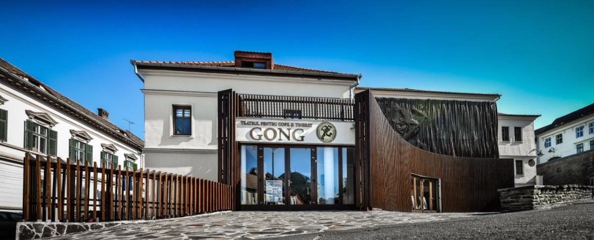 Teatrul GONG prelungește data până la care evenimentele sunt anulate