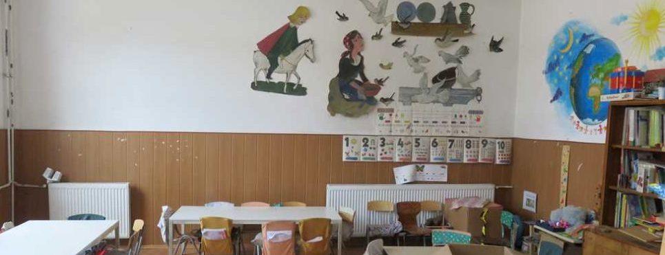 Cinci grădinițe din Sibiu au unele cursuri suspendate. Inspectoratul recomandă ca serbările de 8 Martie să se țină la grupe