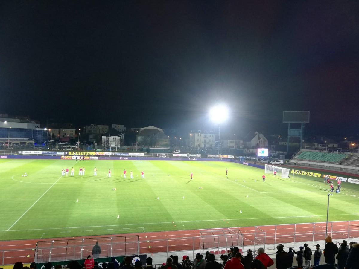 Programul Cupei României: FC Hermannstadt - FCSB, în noctură la Sibiu