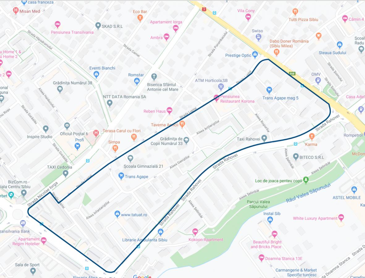 O nouă zonă din cartierul Hipodrom I intră în modernizare