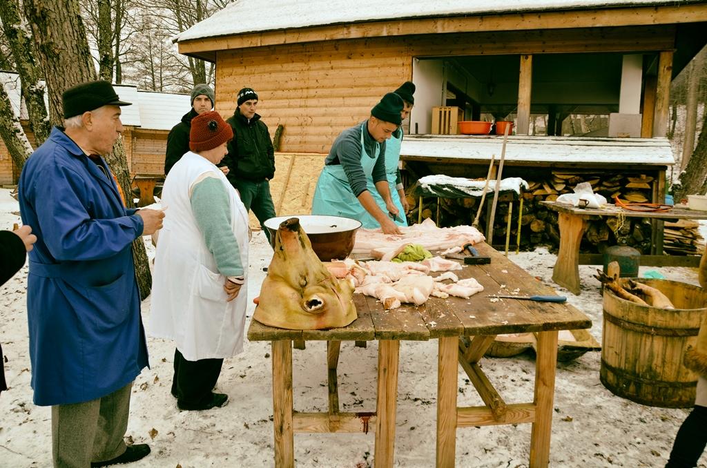 Vine Crăciunul: voi putea tăia porcul? Ce spun șefii DSVSA Sibiu în contextul răspândirii pestei porcine