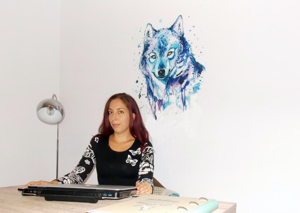 Afacere de familie, la Sibiu: Pereții caselor prind viață, cu ajutorul desenelor imprimate 3D