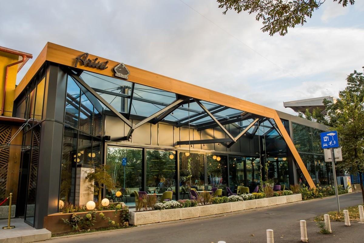Arini – localul în care natura și mâncarea deosebită se îmbină perfect