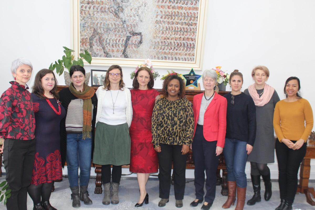 Județul Sibiu prezintă experților ONU bune practici în domeniul nondiscriminării