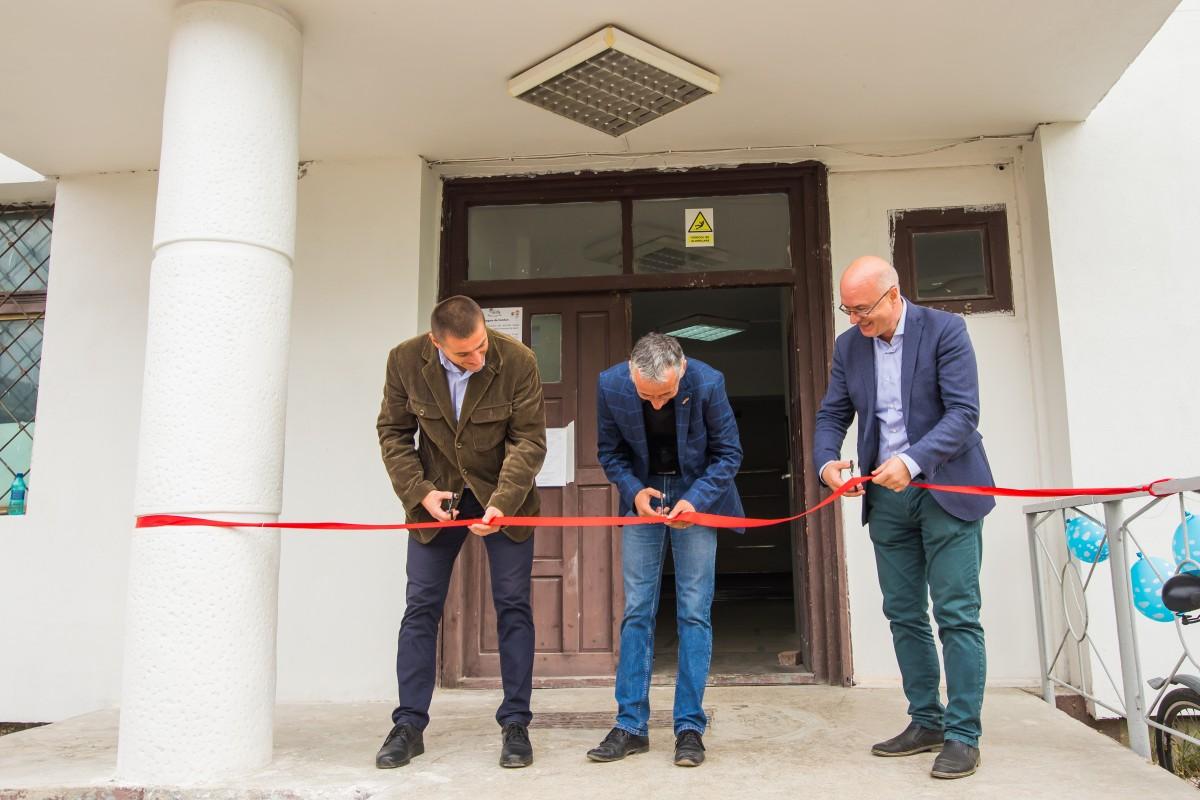 Galerie Foto - Cum arată sălile din noul Palat al Copiilor Sibiu